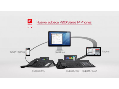 Huawei eSpace 7900 Series IP Phones