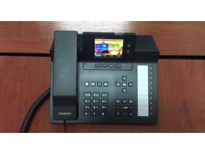 Видео обзор меню Huawei eSpace 7910 IP Phone