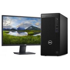 Desktop DELL OptiPlex 3080 MT (Core i3/4Gb DDR4) + DELL E2421HN