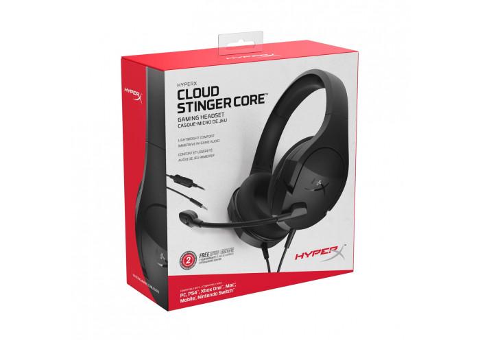 HyperX Cloud Stinger Gaming Headset Core PC