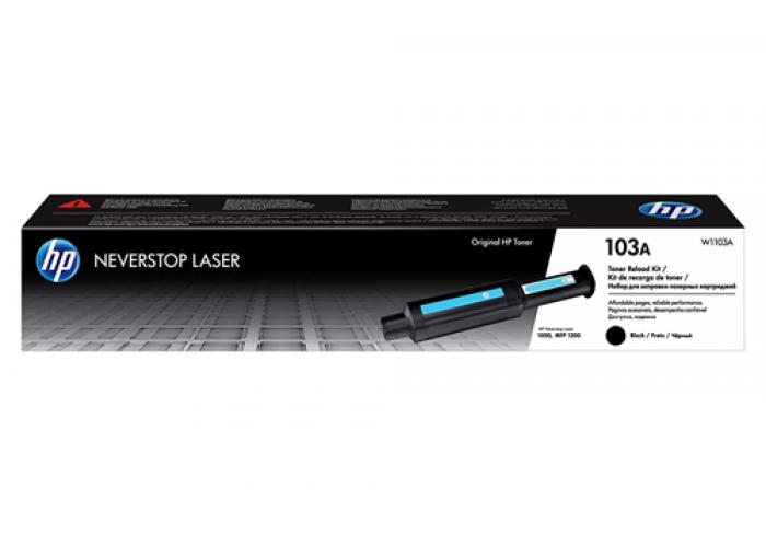 Toner HP 103A Black Neverstop Reload Kit