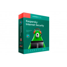 Kaspersky Internet Security (License for 2 PCs for 1 year Base Retail Pack)