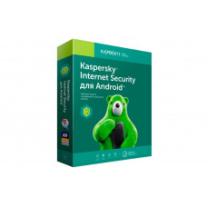 Kaspersky Internet Security for Android (License for 1 Mobile device for 1 year Base Card)