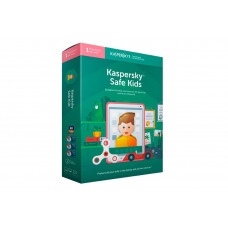 Kaspersky Safe Kids (License for 1 User for 1 year Base Retail Pack)