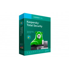 Kaspersky Total Security (License for 2 Device for 1 year Renewal Retail Pack)