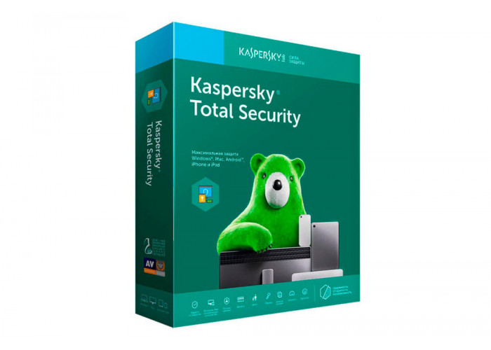 Kaspersky Total Security (License for 3 Device for 1 year Renewal Retail Pack)